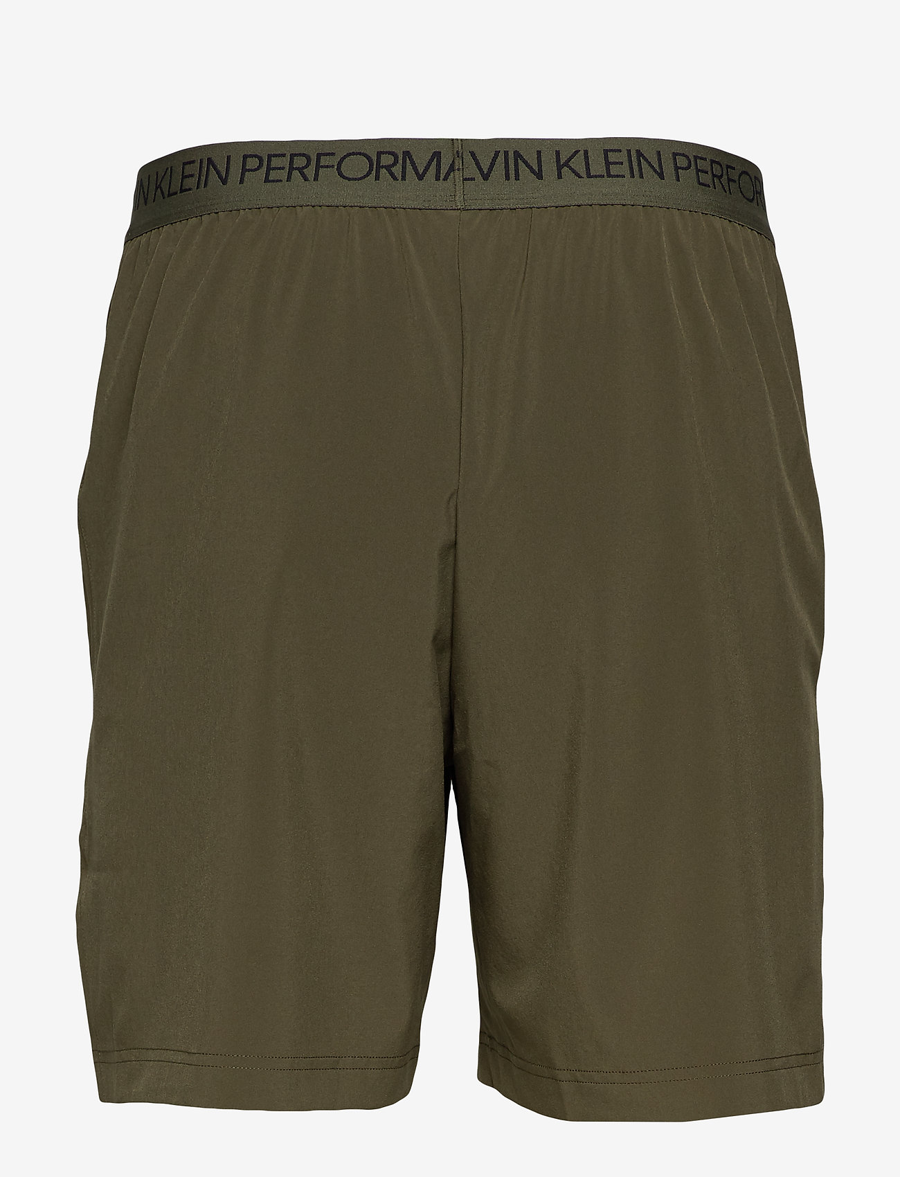 Calvin Klein Performance - WOVEN SHORT - training korte broek - grape leaf - 1