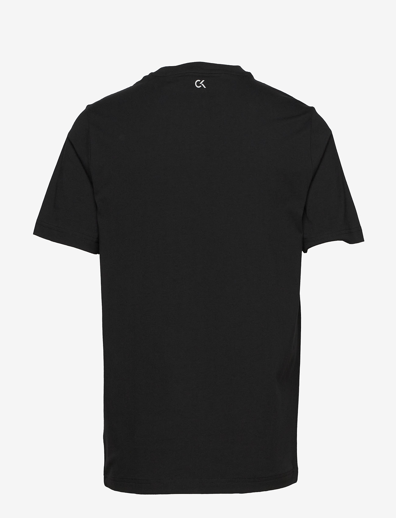 Calvin Klein Performance - SHORT SLEEVE T-SHIRT - sports tops - ck black/bright white - 1