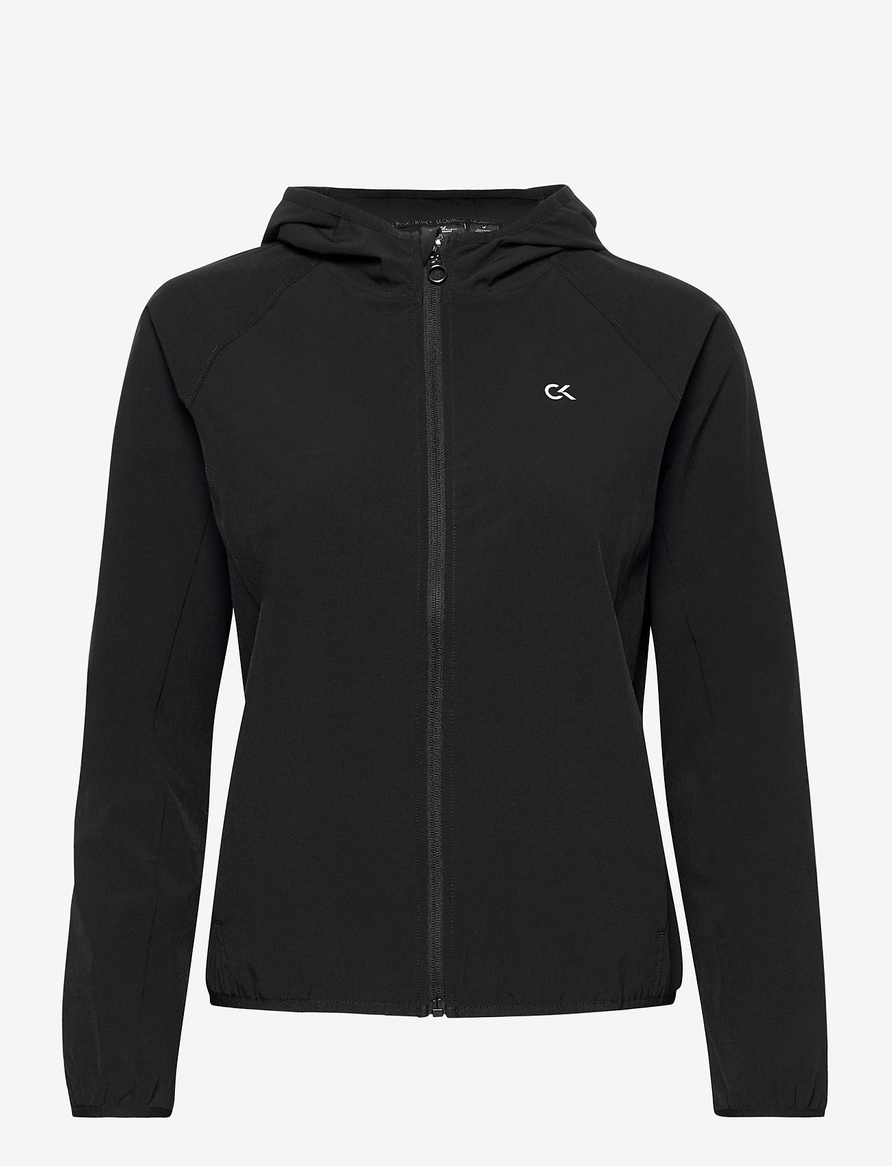 Calvin Klein Performance - WINDJACKET - training jackets - ck black - 0