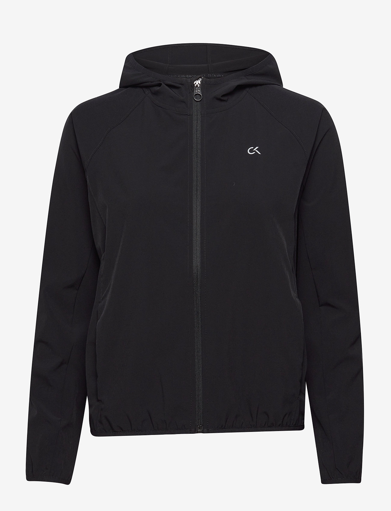 Calvin Klein Performance - WINDJACKET - vestes d'entraînement - ck black/gunmetal - 0