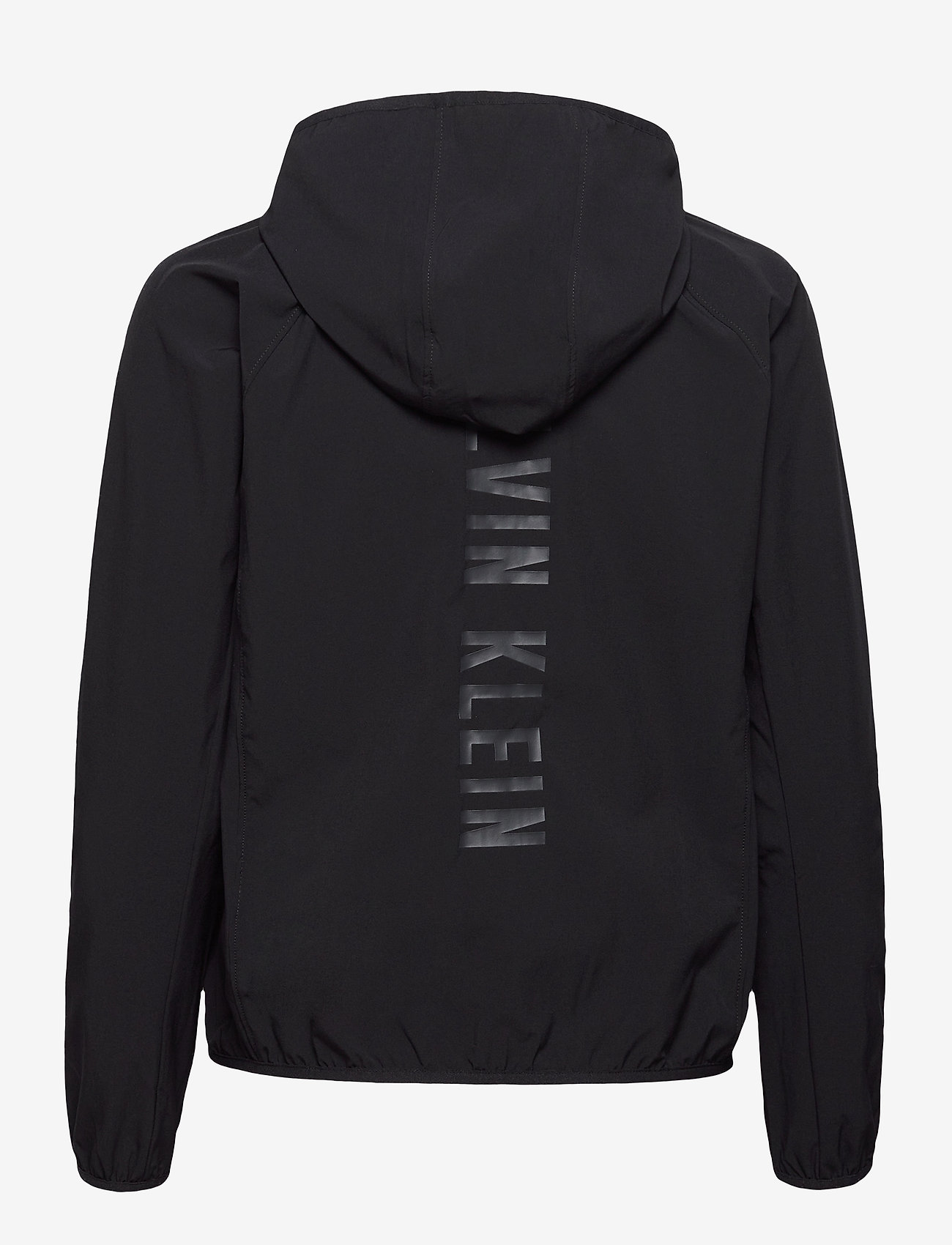 Calvin Klein Performance - WINDJACKET - vestes d'entraînement - ck black/gunmetal - 1