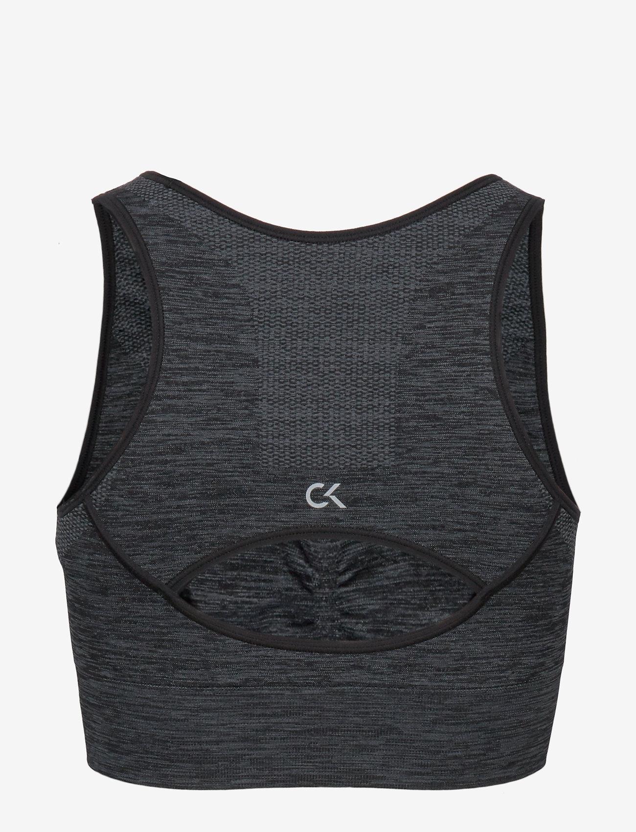 Medium Support Bra (Ck Black) (£48