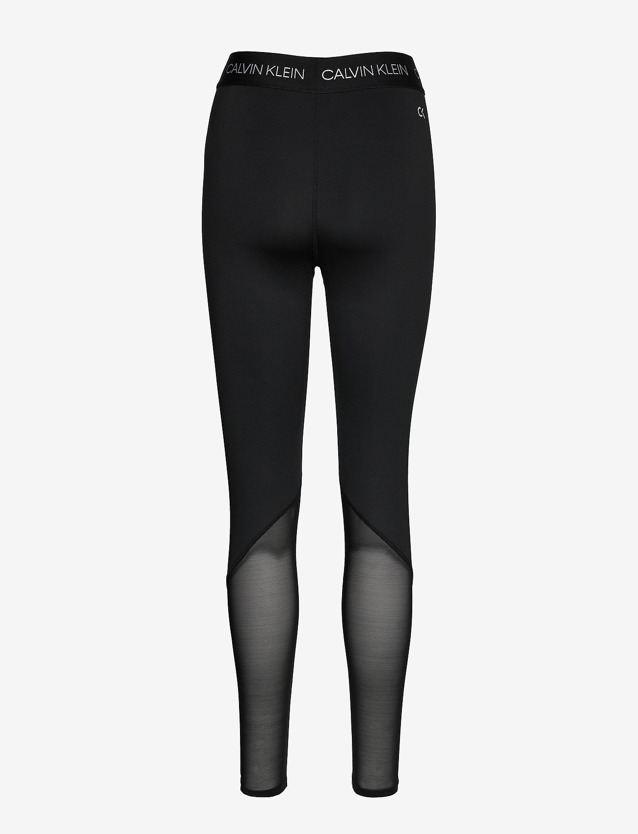 Calvin Klein Performance - 7/8 TIGHT - running & training tights - ck black - 1