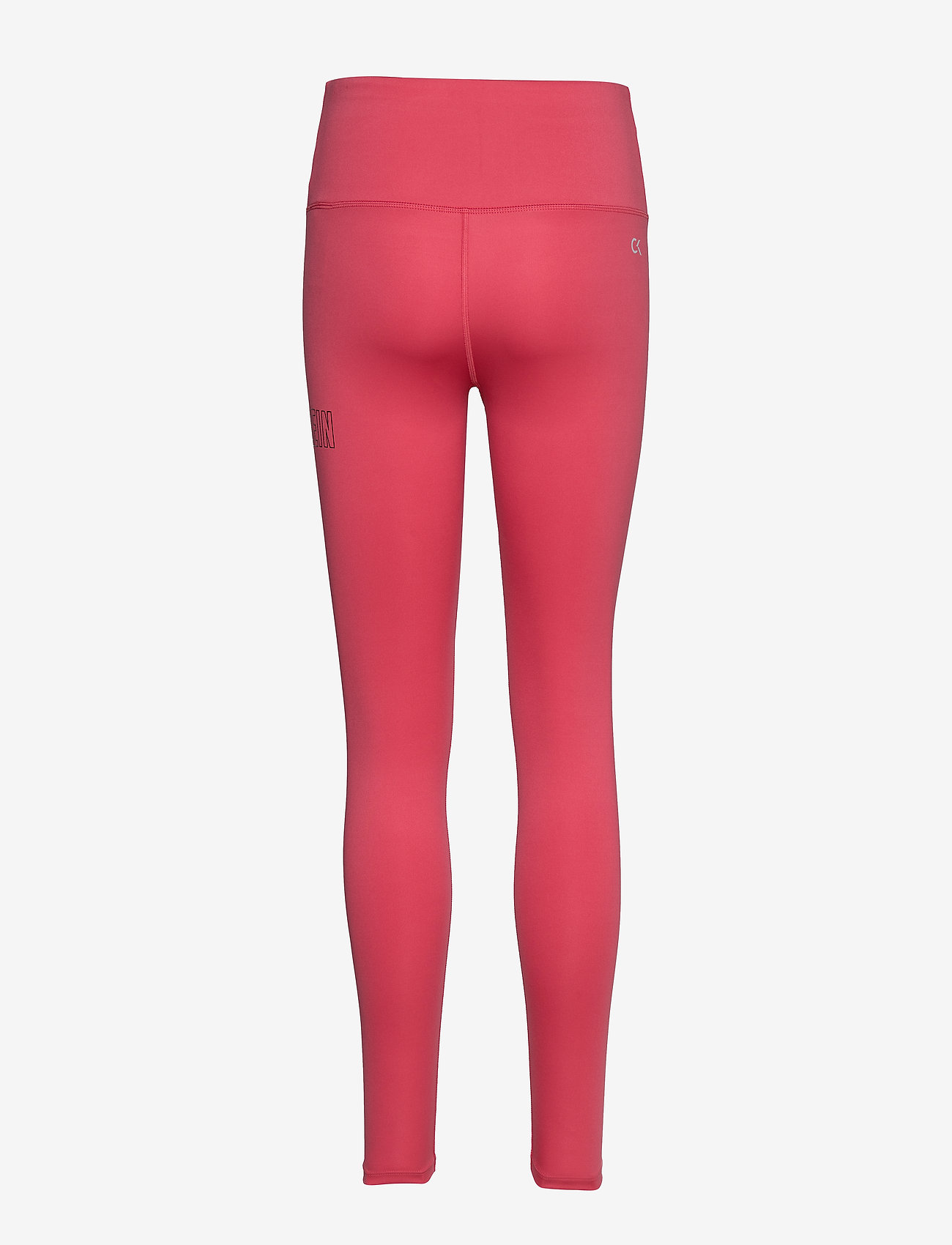Calvin Klein Performance - FULL LENGTH TIGHT - running & training tights - claret red - 1
