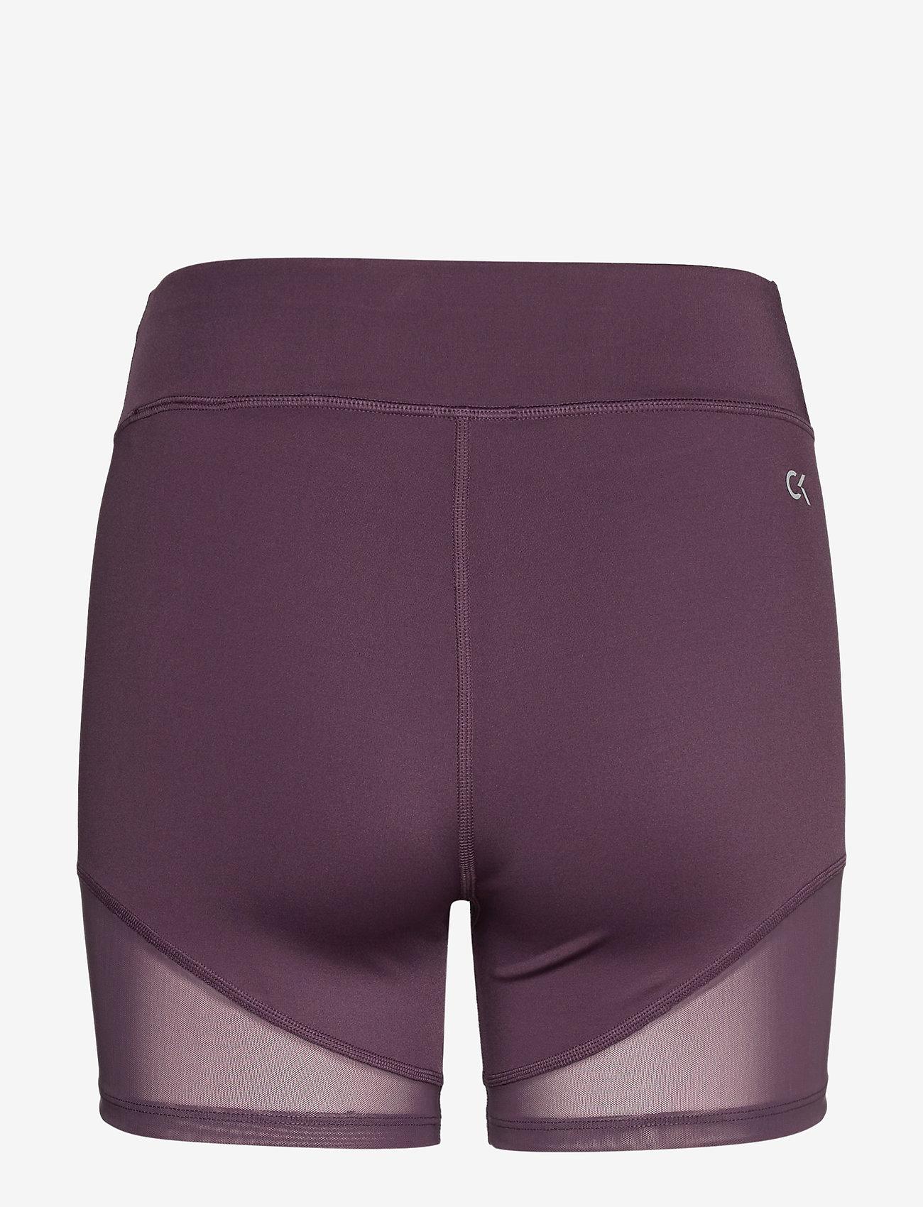 """Calvin Klein Performance - 2.5"""" TIGHT SHORT - spodenki treningowe - vintage violet/ hushed violet - 1"""