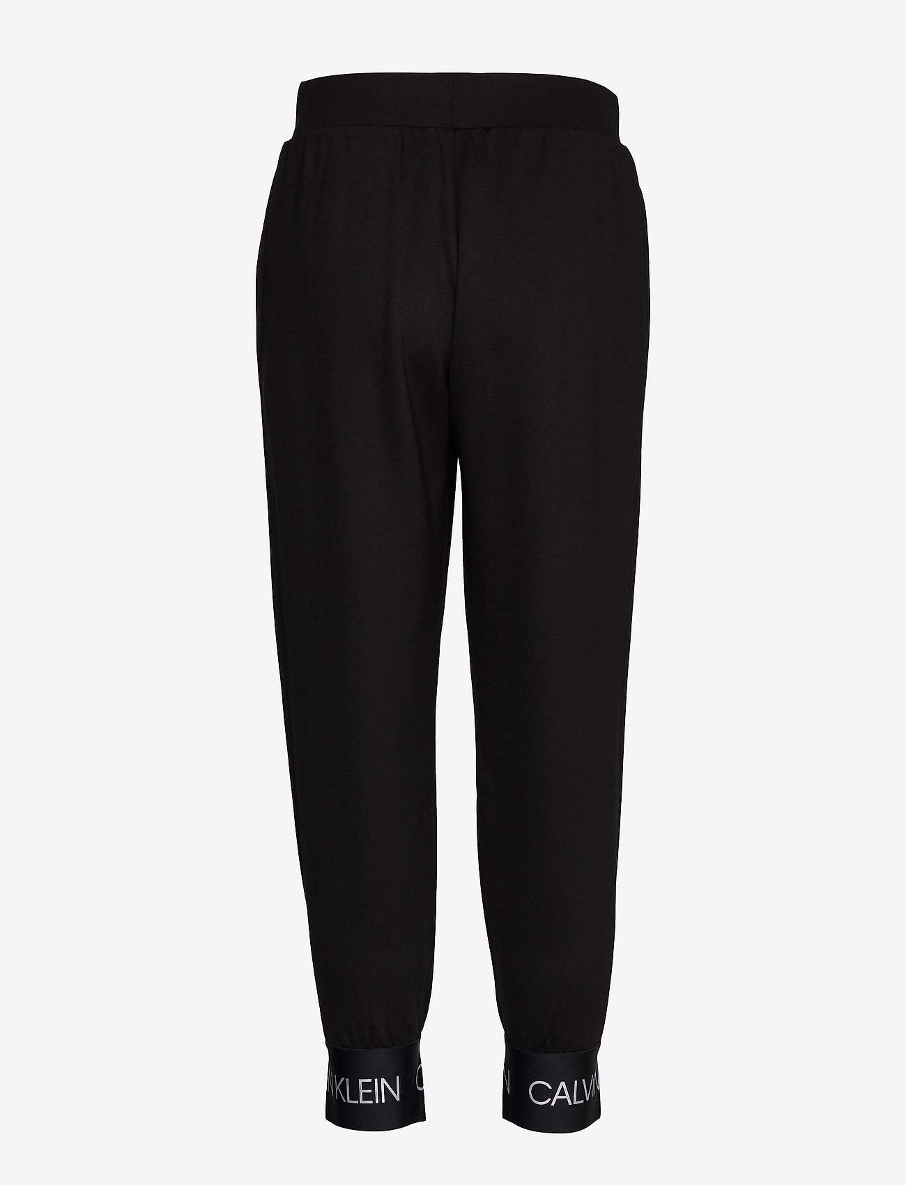 Calvin Klein Performance - KNIT PANTS - sports pants - ck black - 1