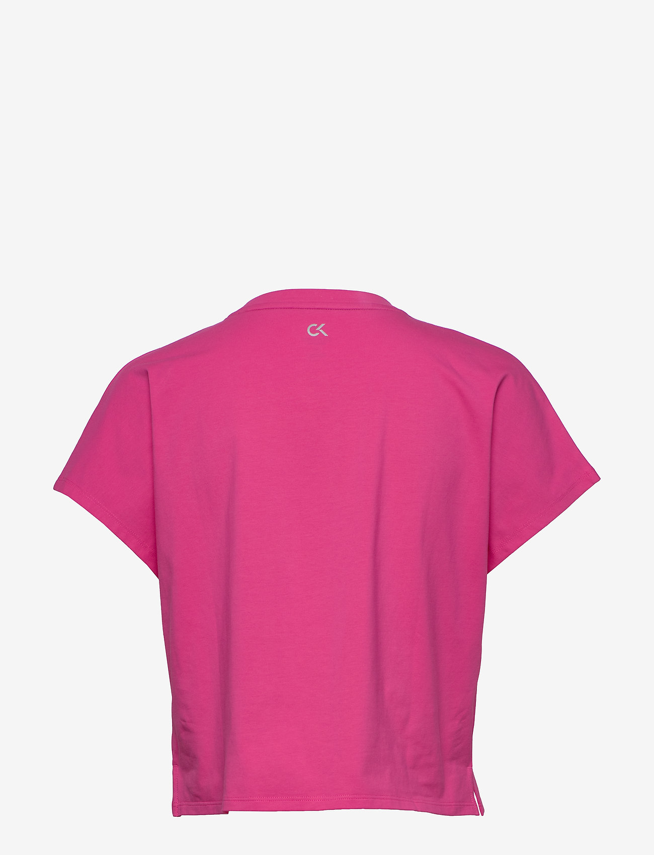 Calvin Klein Performance - SHORT SLEEVE T-SHIRT - t-shirts - beetroot purple - 1