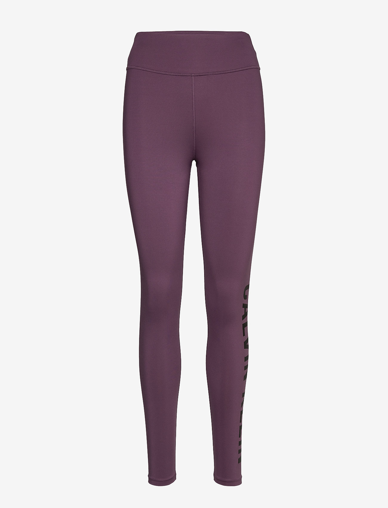 Calvin Klein Performance - FULL LENGTH TIGHT - running & training tights - vintage violet - 0