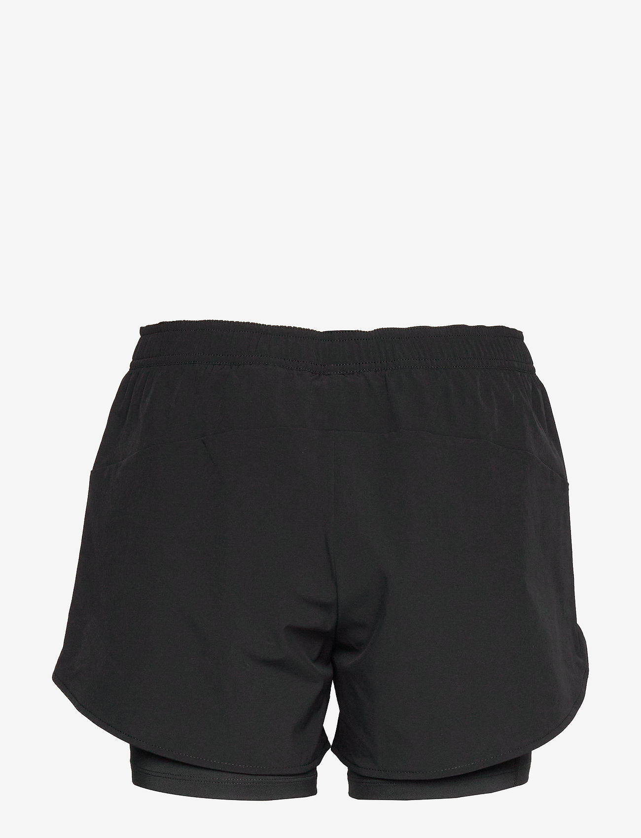 Calvin Klein Performance - WOVEN SHORT - spodenki treningowe - ck black - 1