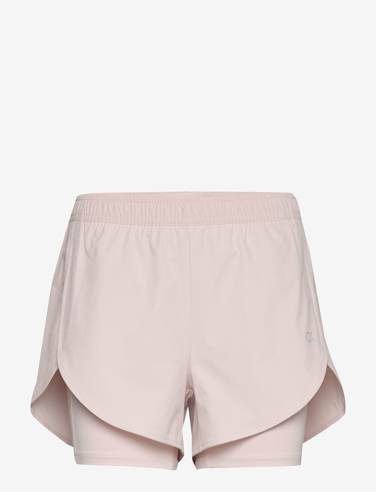 Calvin Klein Performance - WOVEN SHORT - training shorts - hushed violet - 0