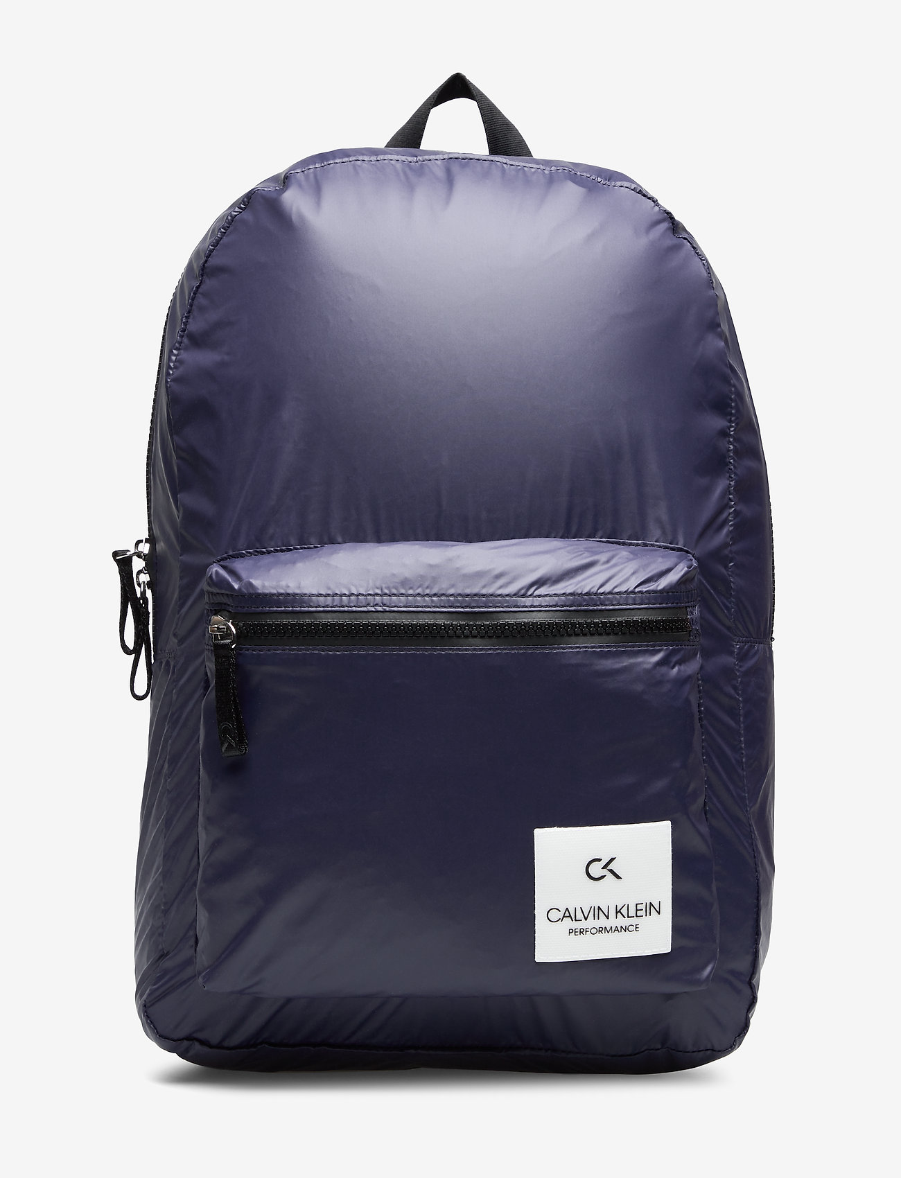 Calvin Klein Performance - ZIP BACKPACK - trainingstassen - night sky - 0