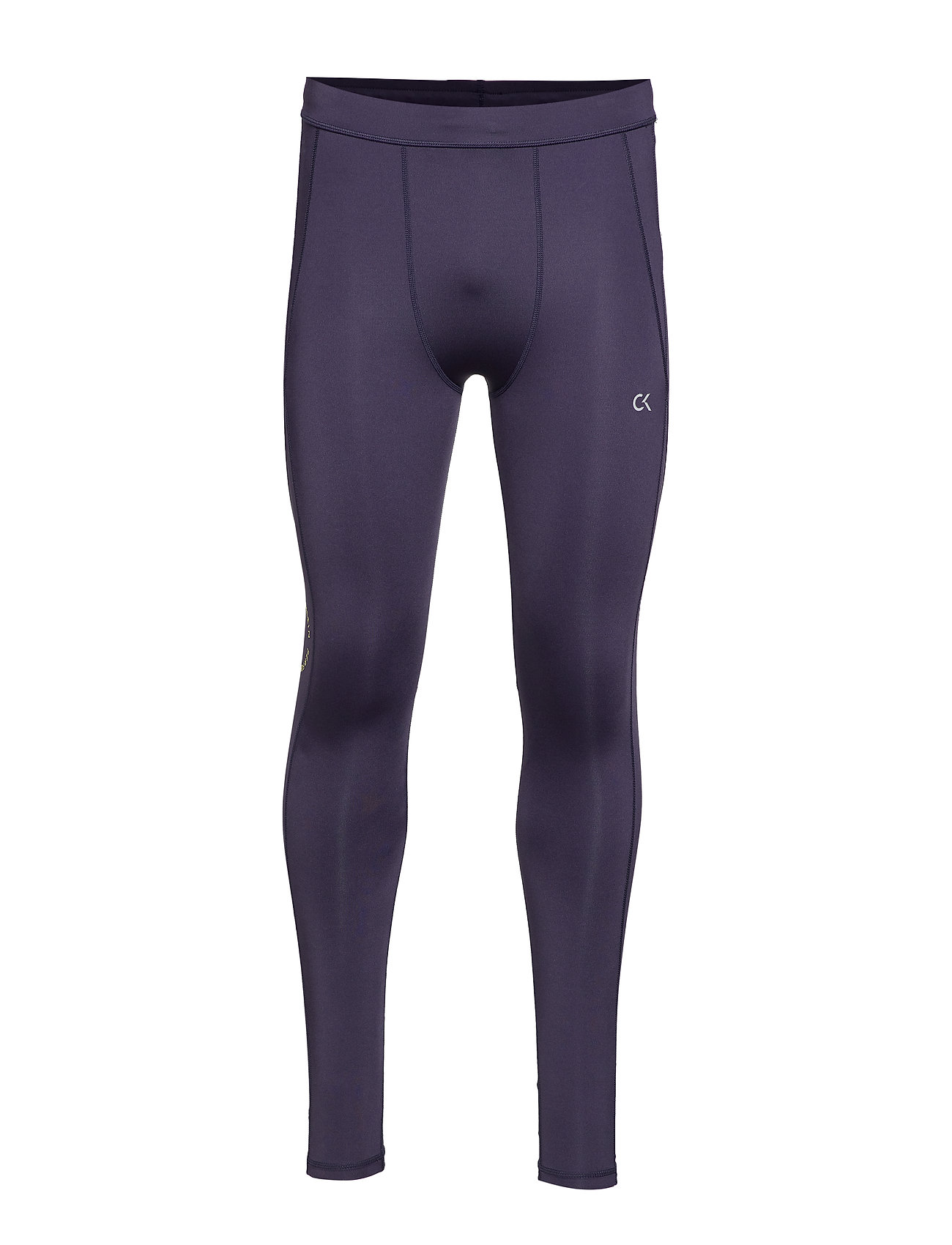 Calvin Klein Performance FULL LENGTH TIGHT - NIGHT SKY/SULPHUR SPRING