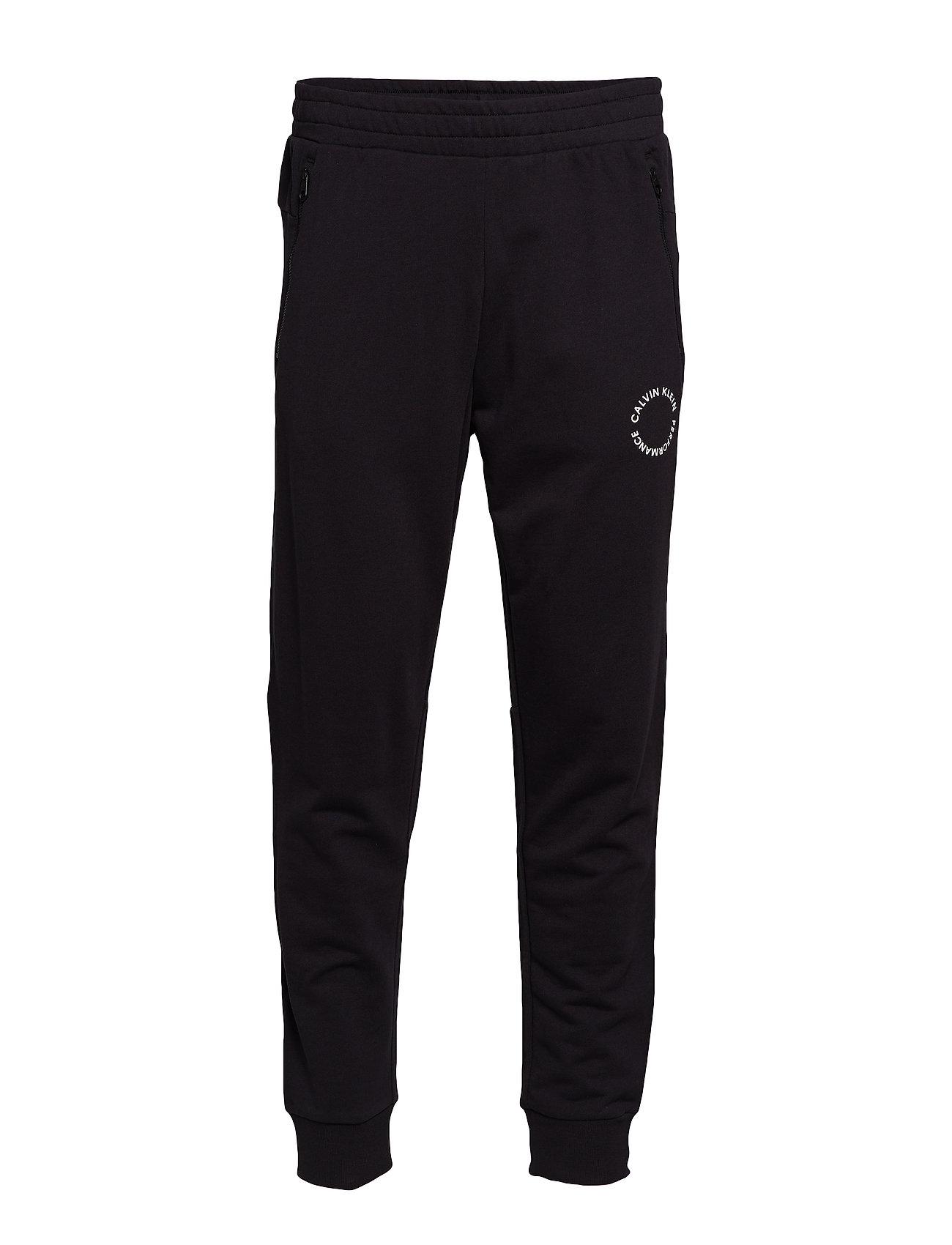 Calvin Klein Performance TRACK PANTS - CK BLACK
