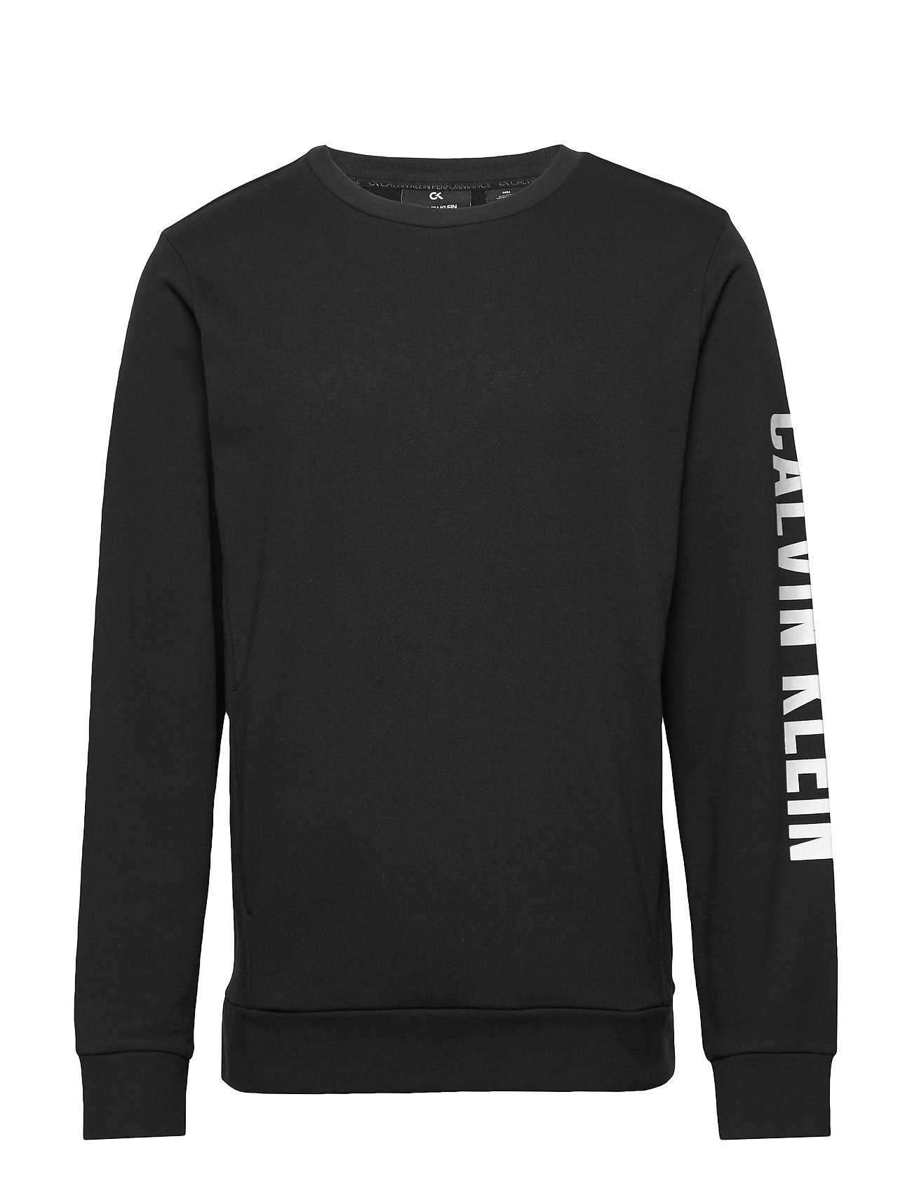 Calvin Klein Performance PULLOVER - CK BLACK
