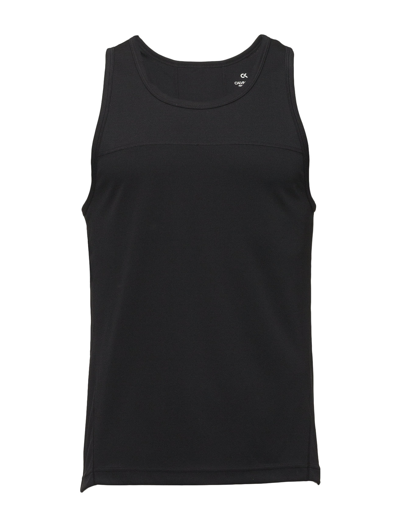 Calvin Klein Performance TANK - CK BLACK