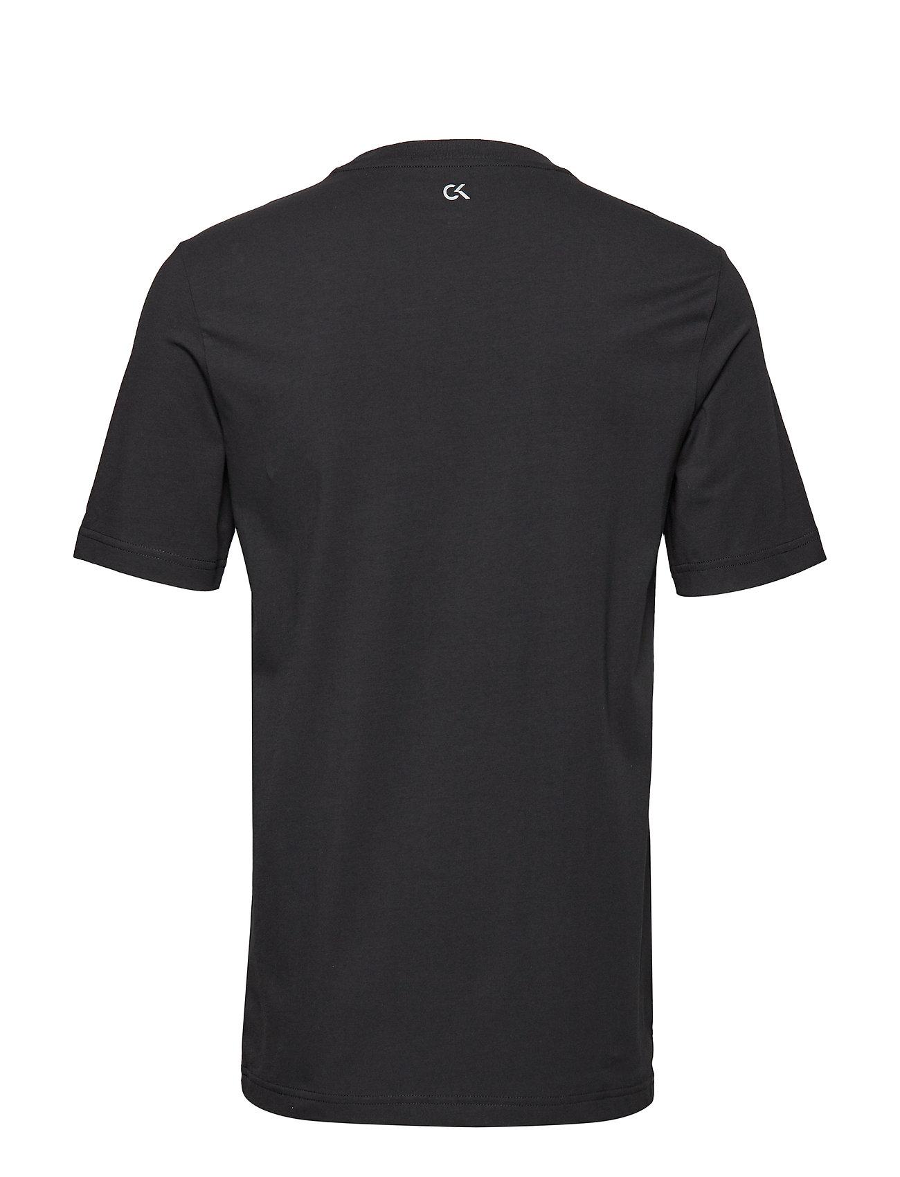 Teeck Black Logo bright Klein Performance Ss WhiteCalvin rBWCdxoe