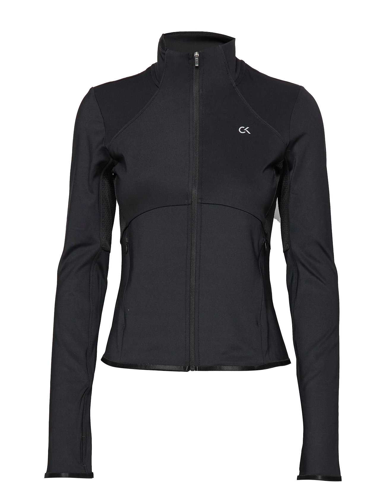Calvin Klein Performance WINDJACKET - CK BLACK