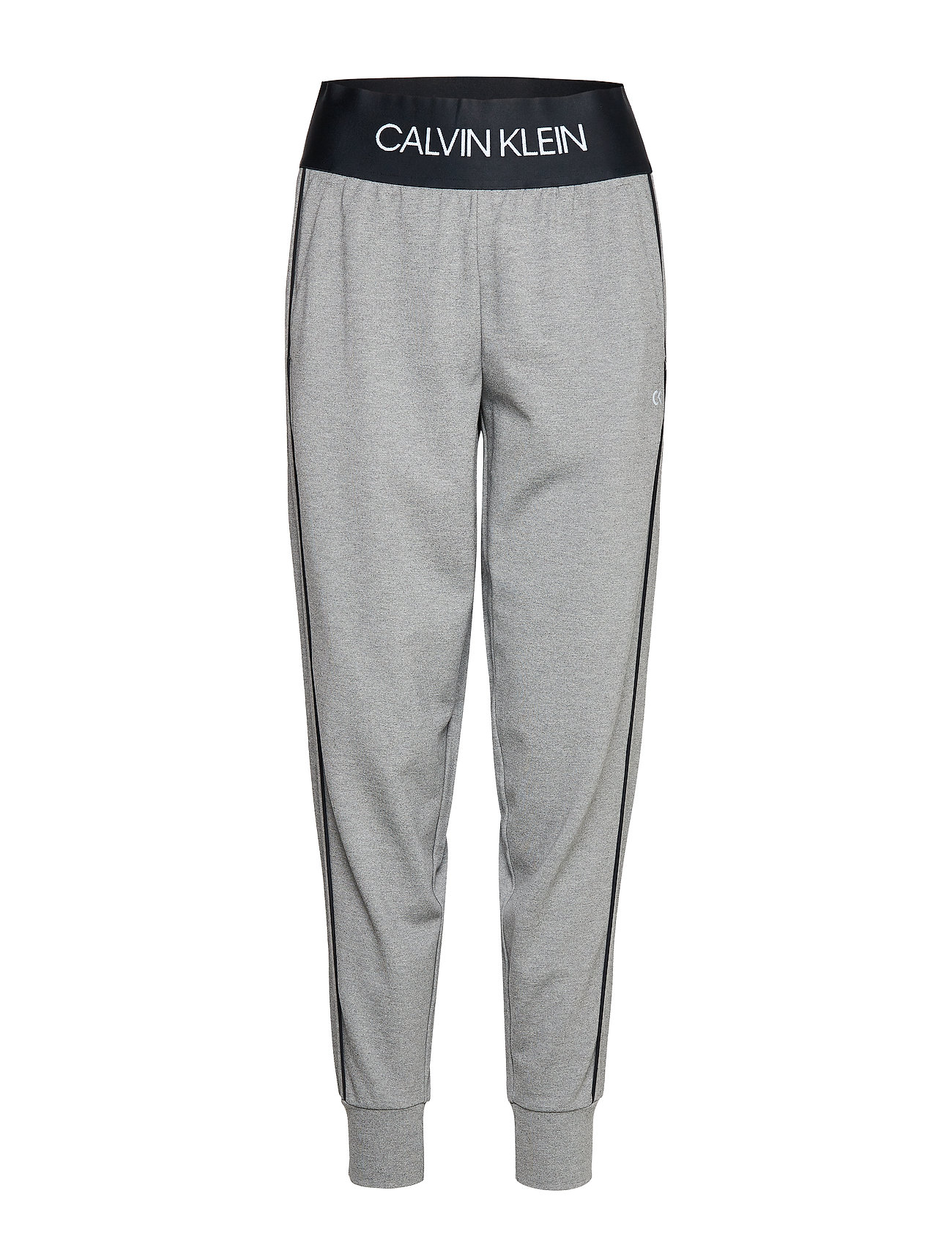 Calvin Klein Performance KNIT PANTS - MEDIUM GREY HEATHER