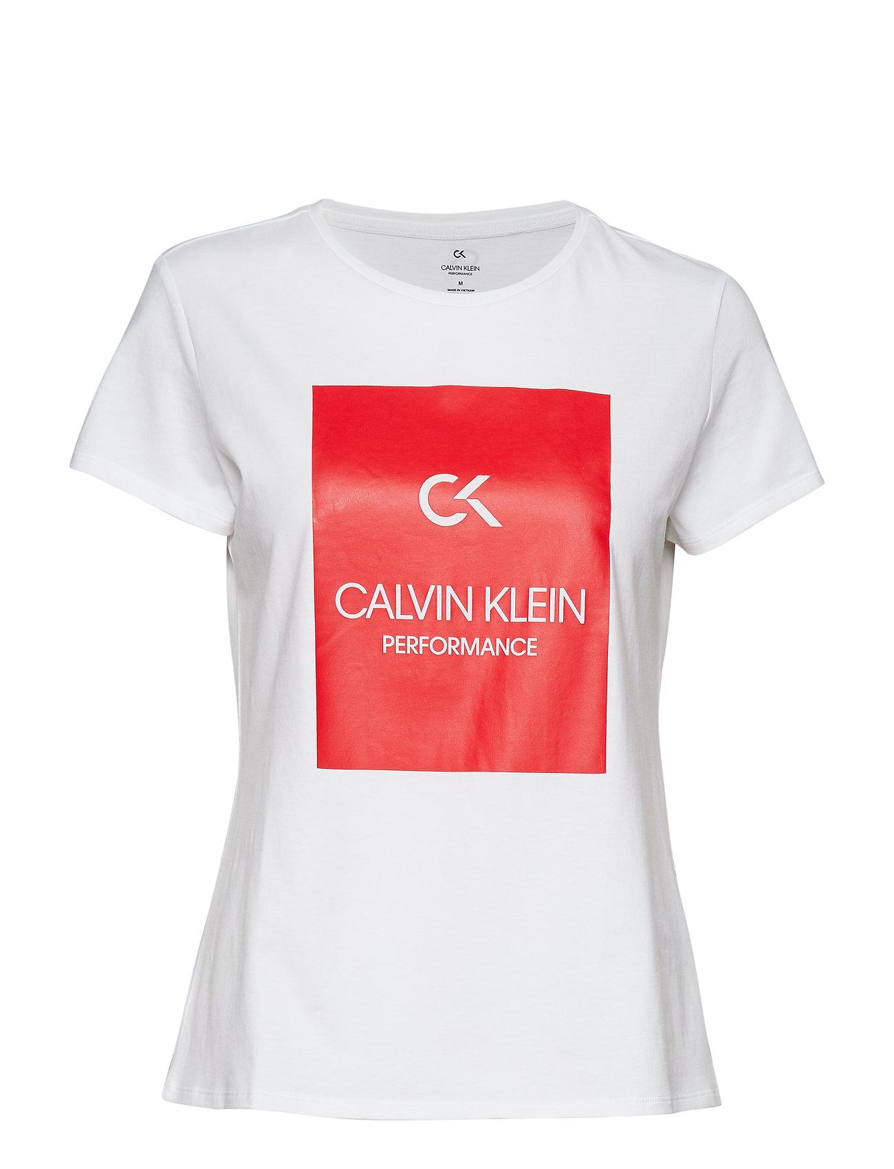 Calvin Klein Performance SHORT SLEEVE TEE