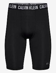 Calvin Klein Performance - SHORT LENGTH TIGHT - thermo onderbroeken - ck black - 0