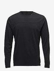 Calvin Klein Performance - LS TEE - top met lange mouwen - ck black - 0