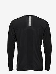 Calvin Klein Performance - LS TEE - longsleeved tops - ck black - 1