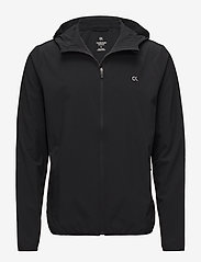Calvin Klein Performance - WIND JACKET - sports jackets - ck black - 0
