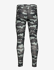 Calvin Klein Performance - LEGGINGS - running & training tights - ck black camo - 1