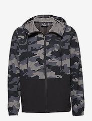 Calvin Klein Performance - WINDJACKET - training jackets - ck black camo - 1