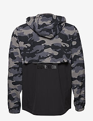 Calvin Klein Performance - WINDJACKET - training jackets - ck black camo - 2