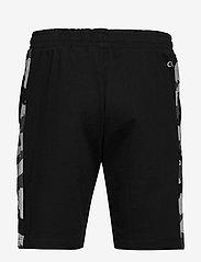 """Calvin Klein Performance - Camo 9"""" Knit Shorts - casual shorts - ck black camo - 1"""
