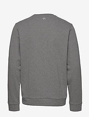 Calvin Klein Performance - PULLOVER - sweatshirts - med grey heather - 1
