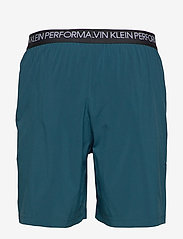 Calvin Klein Performance - WOVEN SHORT - training korte broek - majolica blue/ck black/bright - 1