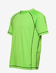 Calvin Klein Performance - SHORT SLEEVE T-SHIRT - sports tops - green flash/green flash/majoli - 2