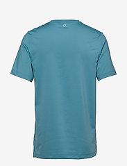 Calvin Klein Performance - SHORT SLEEVE T-SHIRT - sports tops - blue moon/majolica blue - 1