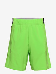 "Calvin Klein Performance - 7"" WOVEN SHORT - training shorts - green flash/ ck black - 0"