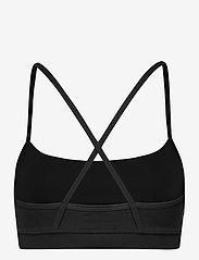 Calvin Klein Performance - LOW SUPPORT BRA - sport bras: low - ck black/bright white - 1
