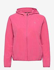 Calvin Klein Performance - WINDJACKET - training jackets - city pink - 0