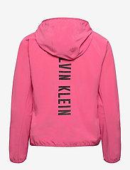 Calvin Klein Performance - WINDJACKET - training jackets - city pink - 1