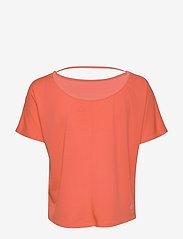 Calvin Klein Performance - SHORT SLEEVE T-SHIRT - t-shirts - hot coral - 1