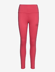 Calvin Klein Performance - FULL LENGTH TIGHT - running & training tights - claret red - 0