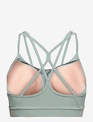 Calvin Klein Performance - WO - INFIN FLEX LOW SUPPORT BRA - sport bras: low - blushing green - 1