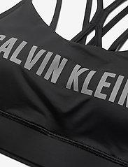 Calvin Klein Performance - WO - INFIN FLEX LOW SUPPORT BRA - sport bras: low support - ck black - 2