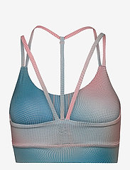 Calvin Klein Performance - WO - LOW SUPPORT BRA - sport bras: low - kissable pink ombre aop - 1