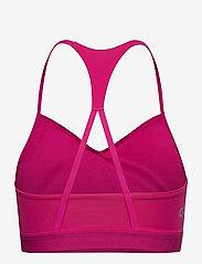 Calvin Klein Performance - LOW SUPPORT BRA - sort bras:high - beetroot purple - 1