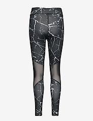 Calvin Klein Performance - FULL LENGTH TIGHT - running & training tights - ck black - 1