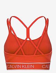 Calvin Klein Performance - WO - Low Support Sports Bra - sport bras: low - safari rose - 1
