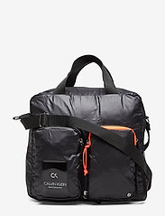 Calvin Klein Performance - CONVERTIBLE TOTE, 00 - training bags - black - 0