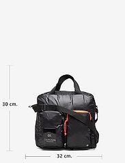 Calvin Klein Performance - CONVERTIBLE TOTE, 00 - training bags - black - 7