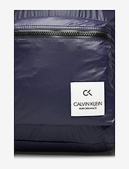 Calvin Klein Performance - ZIP BACKPACK - trainingstassen - night sky - 3